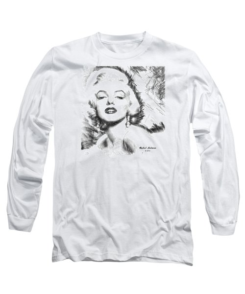Marilyn Monroe - The One And Only  Long Sleeve T-Shirt