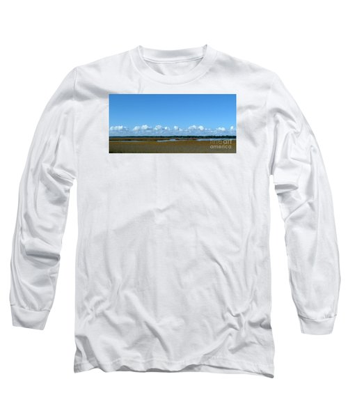 Marsh In Panacea Florida Long Sleeve T-Shirt