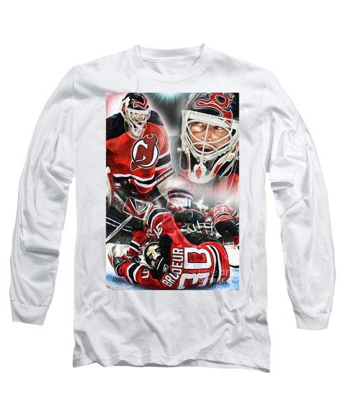 Mike Oulton Long Sleeve Tshirts