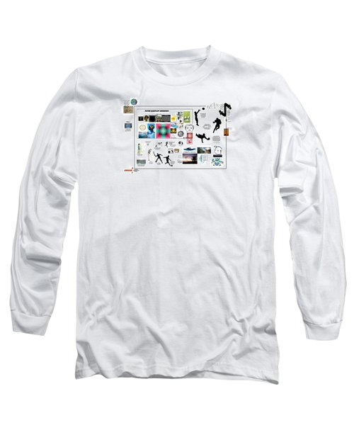 Mastering Long Sleeve T-Shirt by Peter Hedding