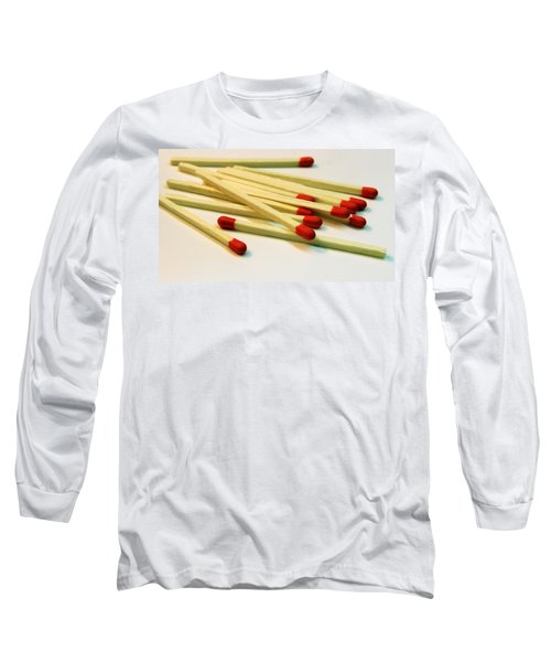 Matchpoint Long Sleeve T-Shirt by Joseph Skompski