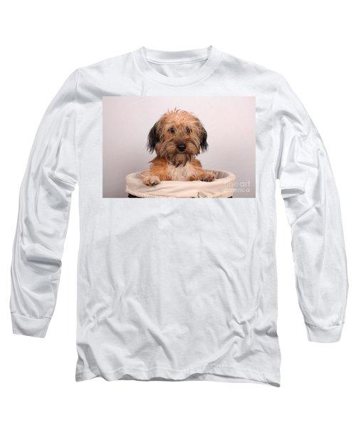 Long Sleeve T-Shirt featuring the photograph Max 2 by Randi Grace Nilsberg