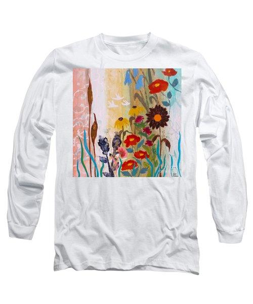 May Melody Long Sleeve T-Shirt