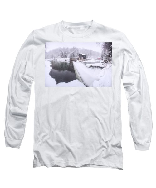 Mcconnell's Mill Winter  Long Sleeve T-Shirt