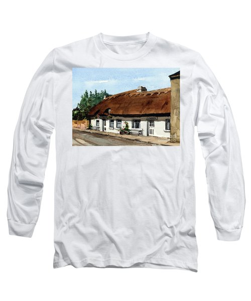 F 709 Mcdonaghs Pub  Oranmore Galway Long Sleeve T-Shirt