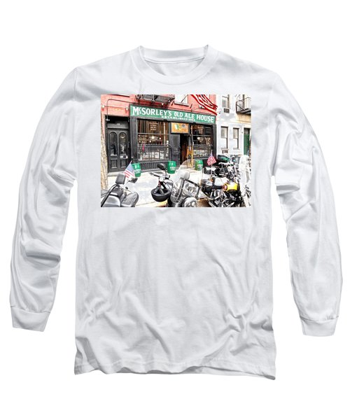 Mcsorley's Old Ale House Long Sleeve T-Shirt