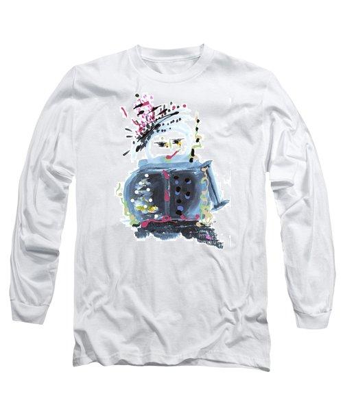 Me Stewpot Long Sleeve T-Shirt