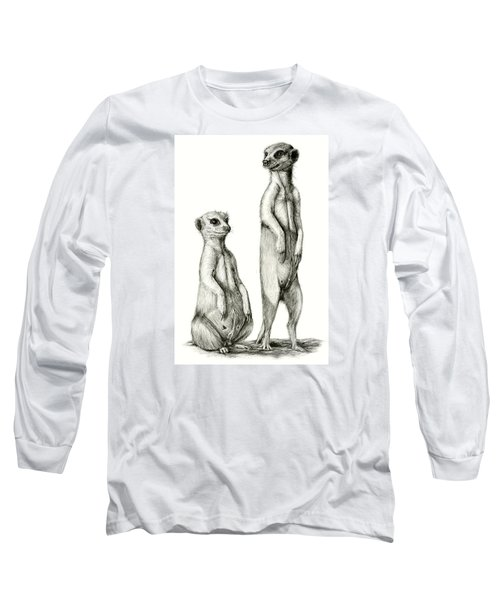 Meerkatte Long Sleeve T-Shirt