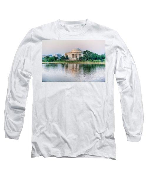 Memorial Sunset Long Sleeve T-Shirt