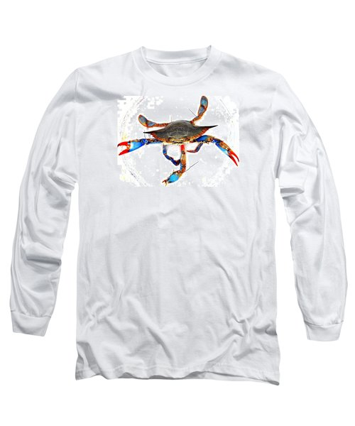 Mess With Me............sold. Long Sleeve T-Shirt by Antonia Citrino