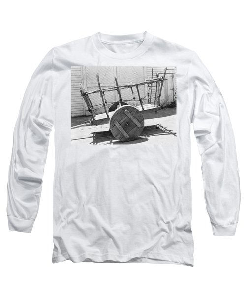 Mexican Cart Long Sleeve T-Shirt