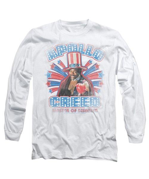 Mgm - Rocky - Apollo Creed Long Sleeve T-Shirt
