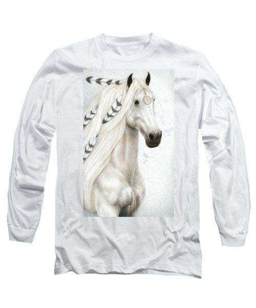 Midwinter Moon Long Sleeve T-Shirt