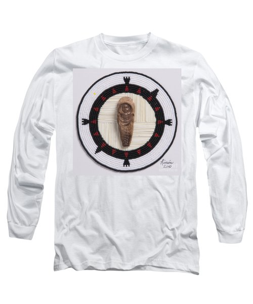 Mikinaak Cradleboard Long Sleeve T-Shirt