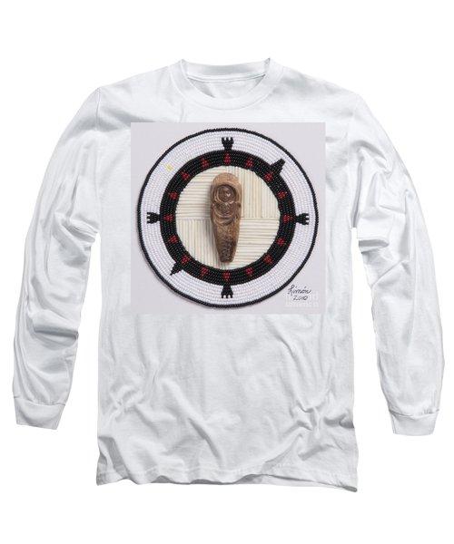Mikinaak Cradleboard Long Sleeve T-Shirt