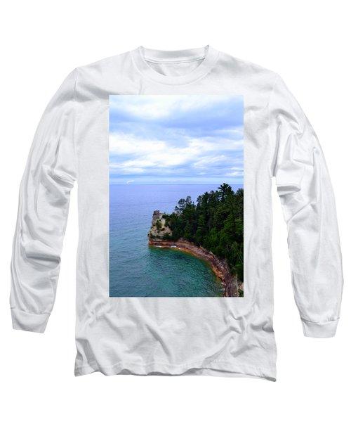 Miner's Castle Long Sleeve T-Shirt