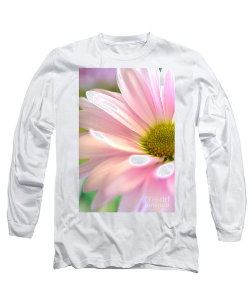 Miss Daisy Long Sleeve T-Shirt by Deb Halloran