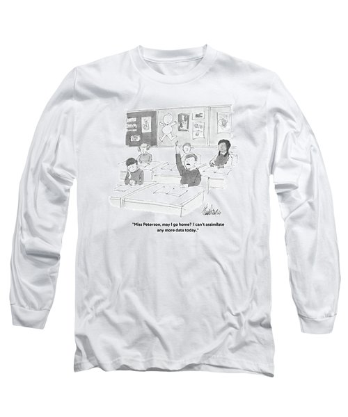 Miss Peterson Long Sleeve T-Shirt