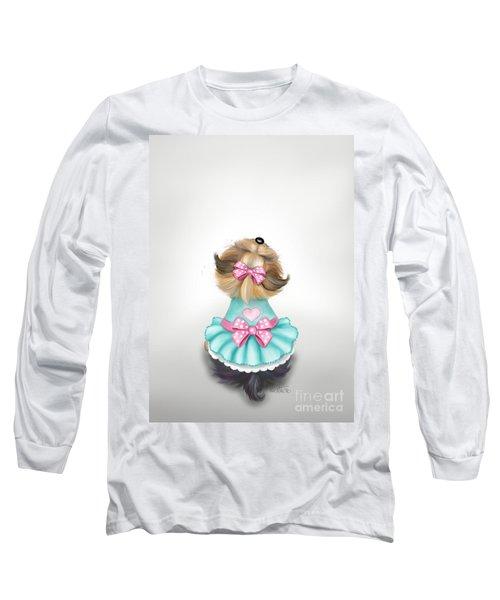 Miss Pretty Long Sleeve T-Shirt