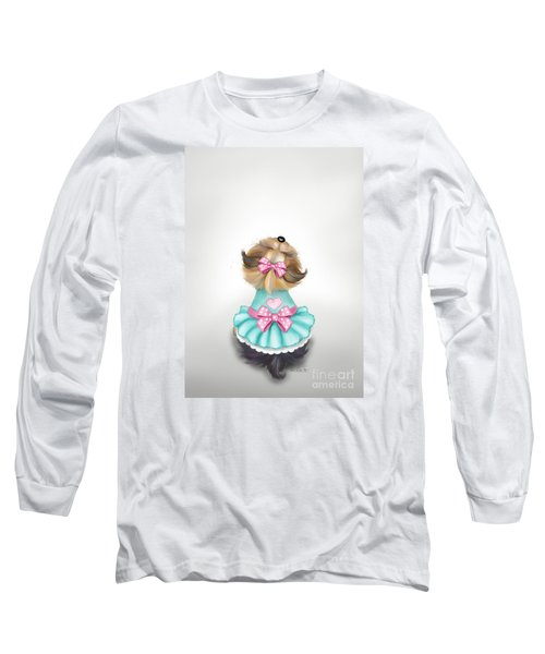 Miss Pretty Long Sleeve T-Shirt
