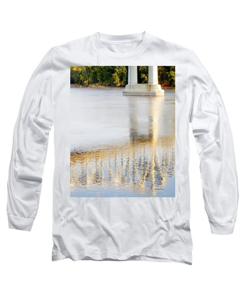 Mississippi Reflection Long Sleeve T-Shirt