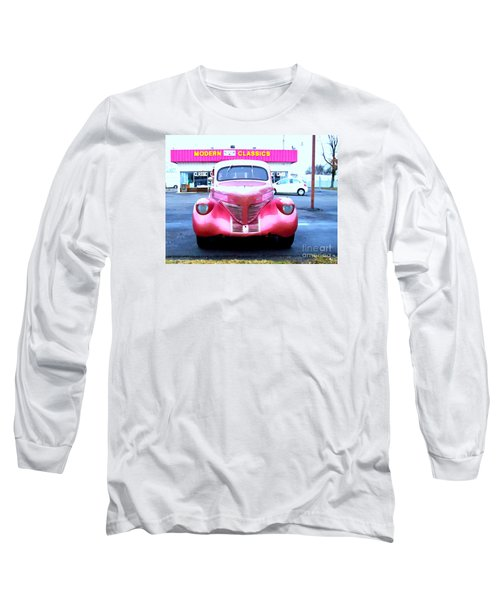 Long Sleeve T-Shirt featuring the photograph Modern Classics by MJ Olsen