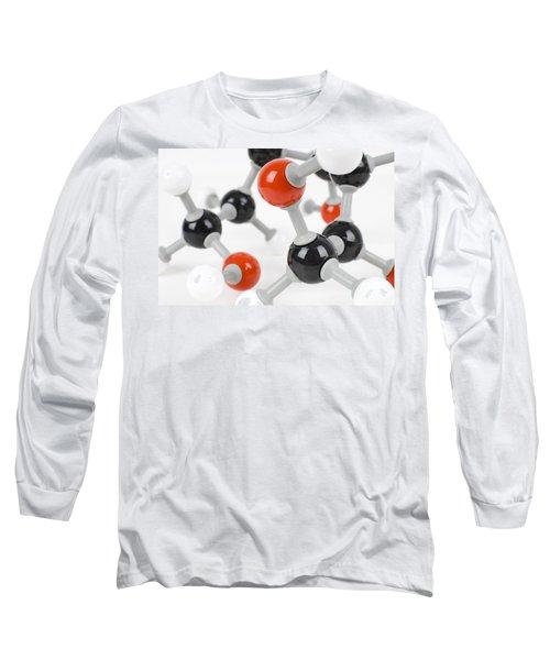 Molecule Model Long Sleeve T-Shirt