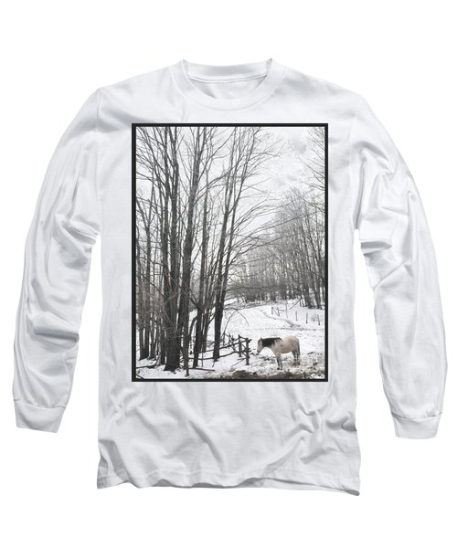Momento De Preciosa Long Sleeve T-Shirt by Patricia Keller