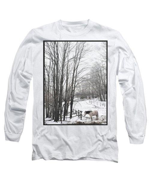 Momento De Preciosa Long Sleeve T-Shirt