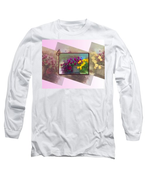 Moms Garden Art Long Sleeve T-Shirt