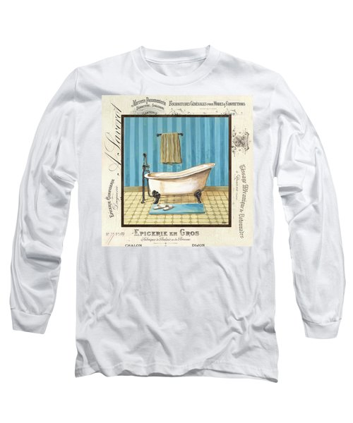 Monique Bath 1 Long Sleeve T-Shirt