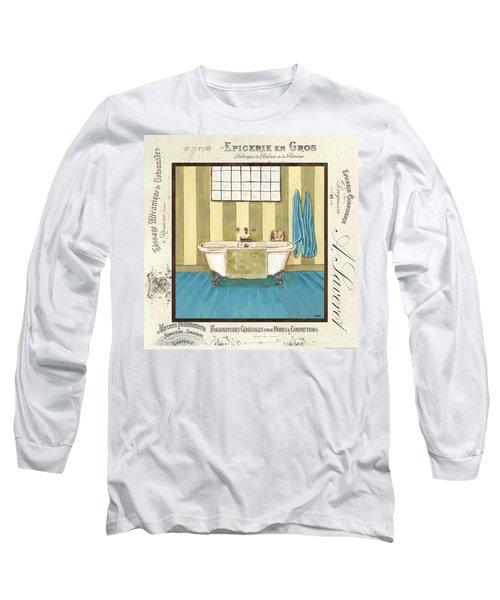 Monique Bath 2 Long Sleeve T-Shirt