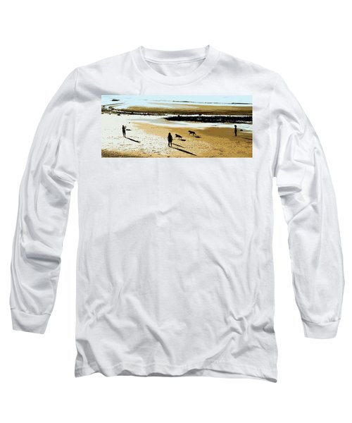 Monkey In The Middle Long Sleeve T-Shirt