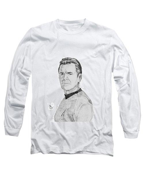 Montgomery Scott Long Sleeve T-Shirt