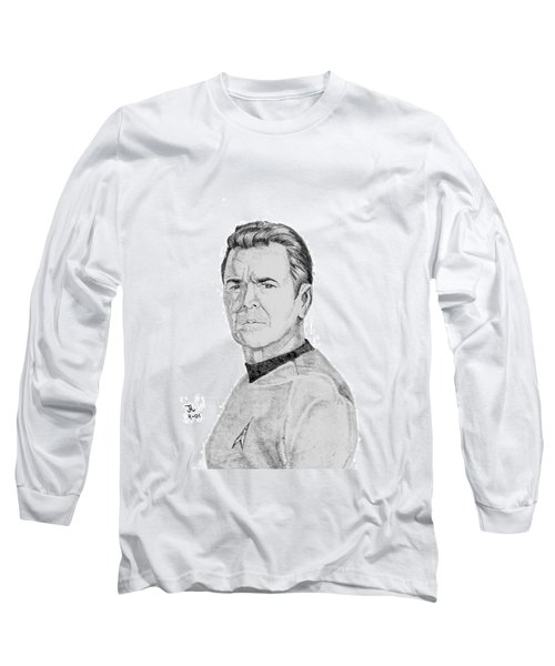 Montgomery Scott Long Sleeve T-Shirt