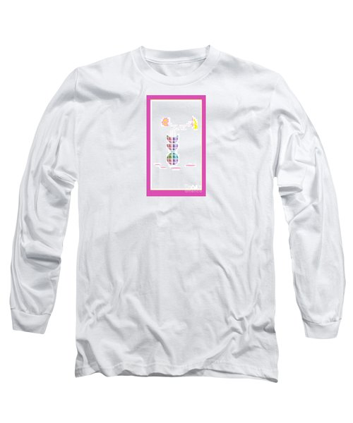 Moon Flower 2 Long Sleeve T-Shirt