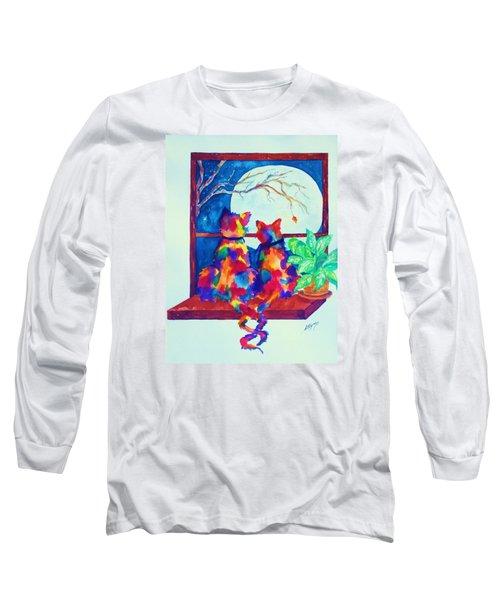 Moonstruck Ll Long Sleeve T-Shirt