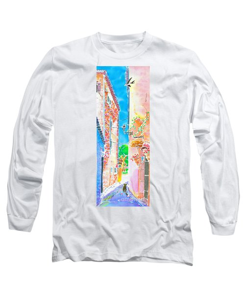 Morning Air  Long Sleeve T-Shirt