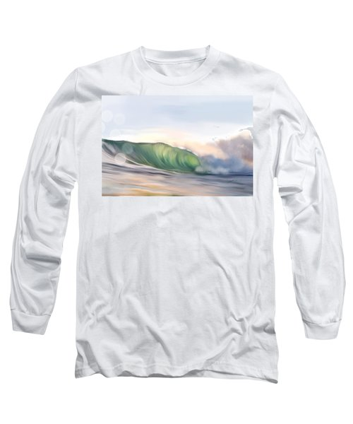 Morning Break Long Sleeve T-Shirt
