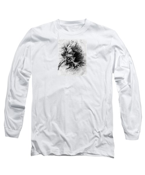 Long Sleeve T-Shirt featuring the photograph Morning Sun by I'ina Van Lawick