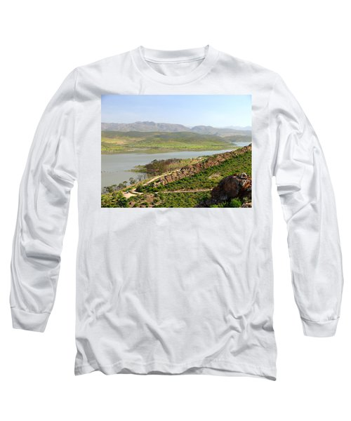 Moroccan Countryside 1 Long Sleeve T-Shirt