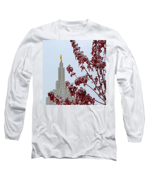 Moroni Long Sleeve T-Shirt
