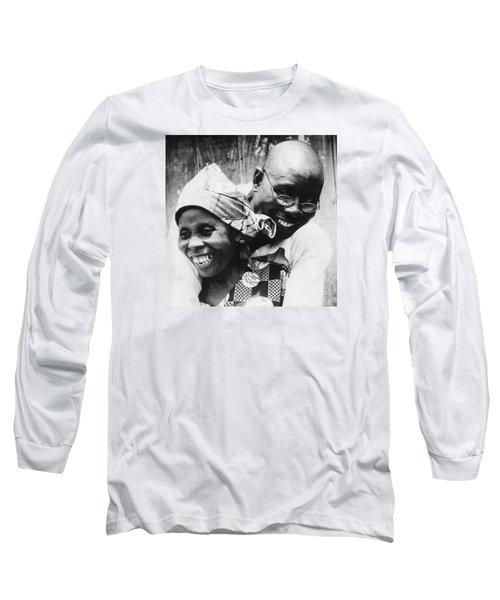 Mother Son Reunion Long Sleeve T-Shirt
