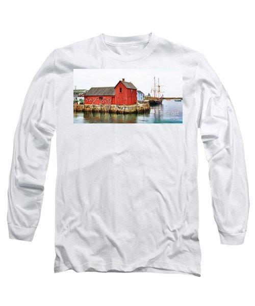Motif Number 1 Rockport Ma Long Sleeve T-Shirt
