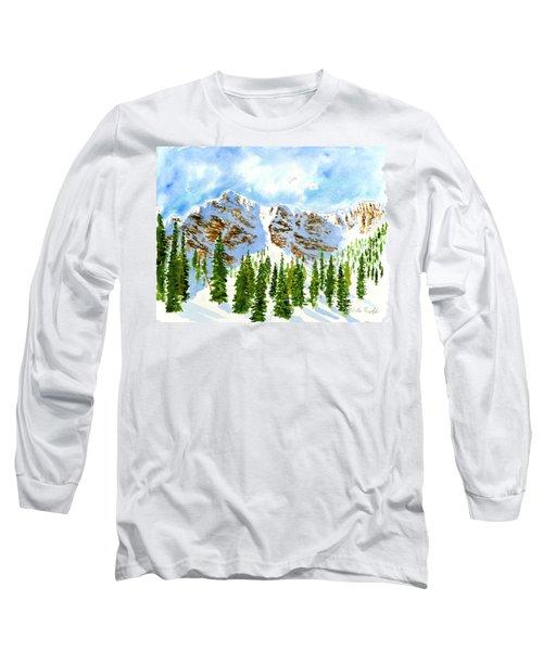 Mount Ogden Long Sleeve T-Shirt