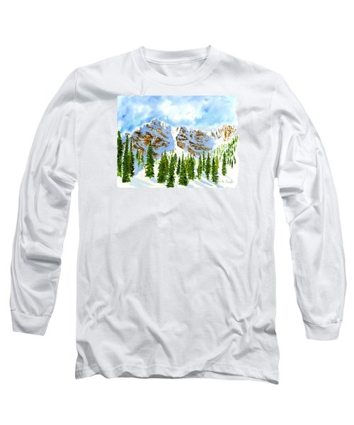 Mount Ogden Long Sleeve T-Shirt