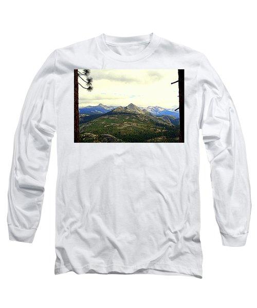 Mount Starr King Long Sleeve T-Shirt