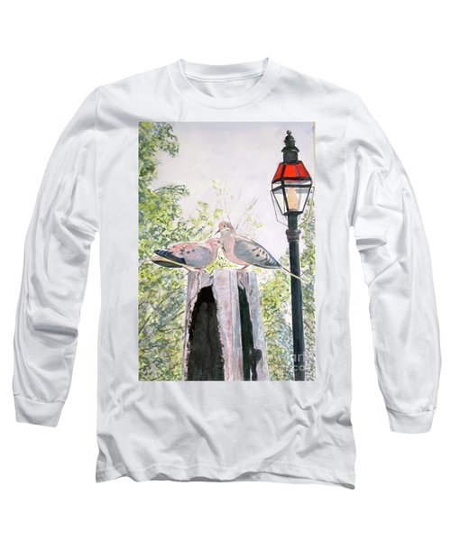 Mourning Doves Long Sleeve T-Shirt