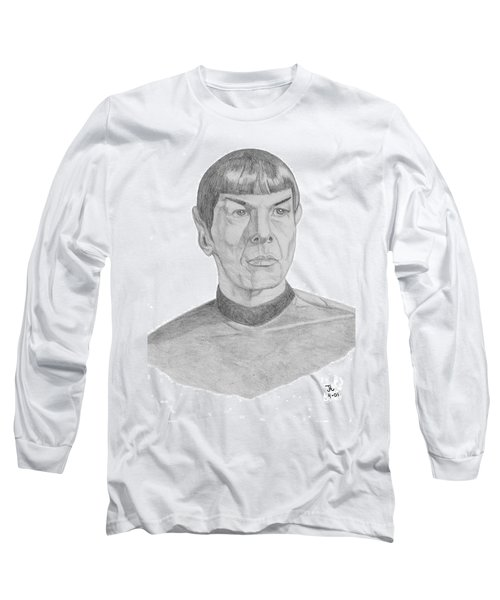 Mr. Spock Long Sleeve T-Shirt