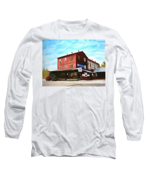 Mt. Pleasant Milling Company Long Sleeve T-Shirt